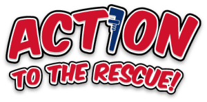 Action to the Rescue Logo