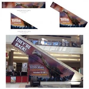 WWD 2014 OKC Addy 2nd Place Escalator Penn Square Jordan Halliday Pinebee Creative